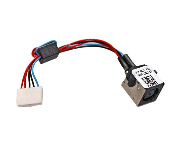 Dc-Jack cable Dell Inspiron r15 5520 - r15 7520 - vostro 3560 - 5 pines