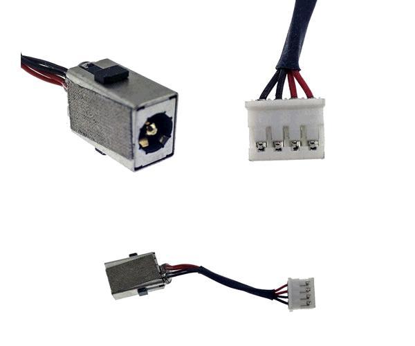 Dc-Jack cable Hp Mini 210