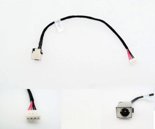 Dc-Jack Cable Acer Aspire A515-51 - A315-53 - A517-51 - 50.GP4N2.003