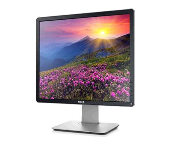 Monitor Ocasión LCD 19 pulgadas Dell Ultrasharp 1914sc - Negro VGA-DVI-DP
