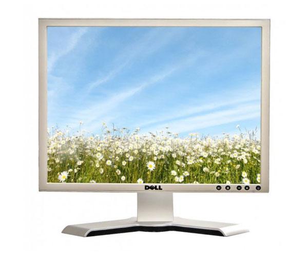 Monitor Ocasión LCD 19 pulgadas Dell - 1907fpc - 1907fpt - 1907fpb - Plata -  DVI-VGA