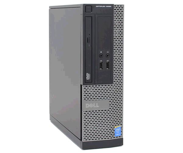 Pc sff Dell optiplex 3020 Ocasión i3-4130 3.4Ghz - 4Gb - 500Gb - DVD- win 7 pro