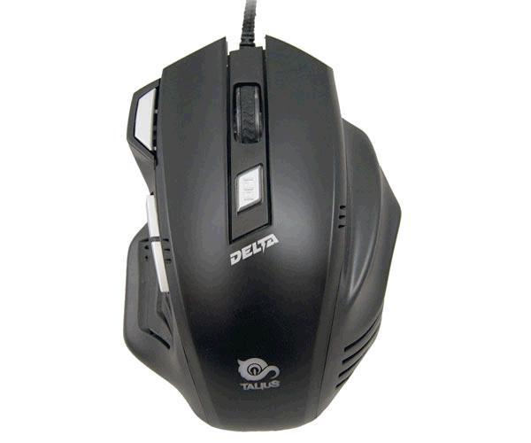 Raton gaming Talius delta - 4000 dpi - 7 botones - Interruptores Omrom