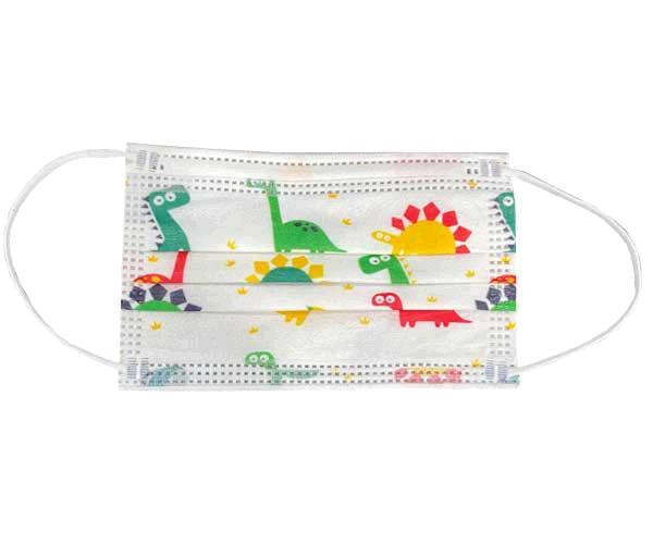 Mascarillas higiénicas blister 10 unidades para niños  nº7 dibujos varios
