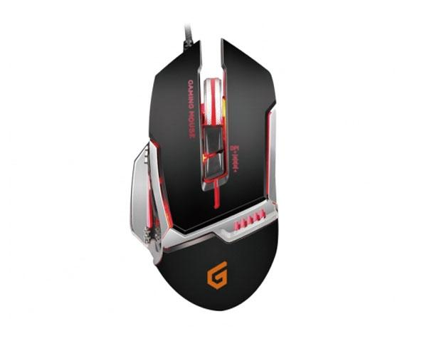 Raton Gaming Conceptronic Djbbel 8 - Dpi 4000 - 1.6m - 8 boones Programables