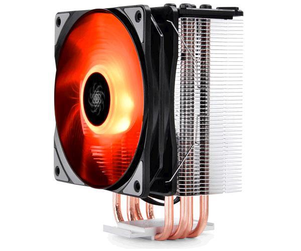 Ventilador Cpu Deepcool Gammaxx Gte RGB - Intel - Amd Multisocket - Am4 - 115x - Dp-mch4-gmx-gte