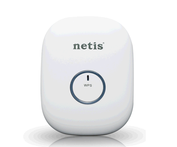 REPETIDOR WIRELESS N NETIS 300Mbps