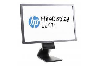 Monitor hp Ocasión LED  24 pulgadas  e241l plata