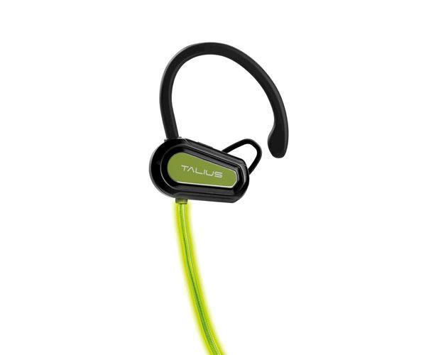 INTRAURICULAR SPORT BLUETOOTH LED TALIUS TAL-EA1004BT VERDE