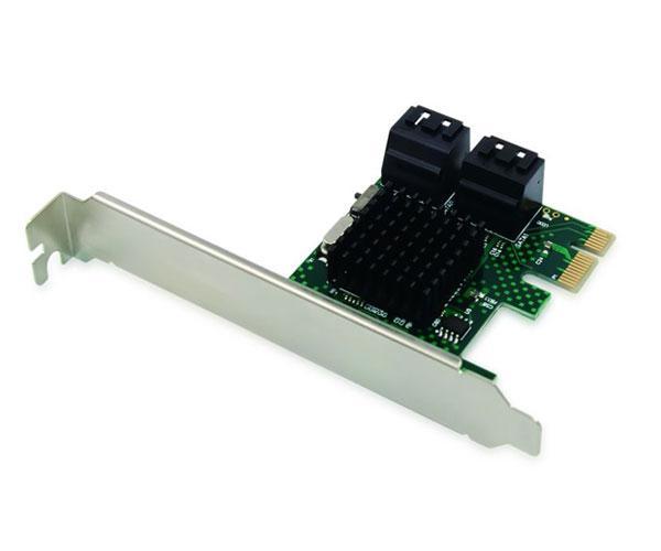 Tarjeta controladora Conceptronic Pci Express a Sata 3 - 4 Puertos  - Emrick