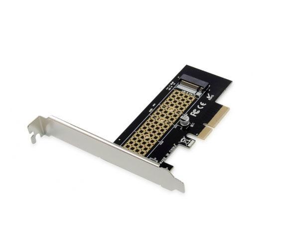 Tarjeta controladora Conceptronic Pci Express a Nvme M.2 SSD ( No compatible M2 clave B)