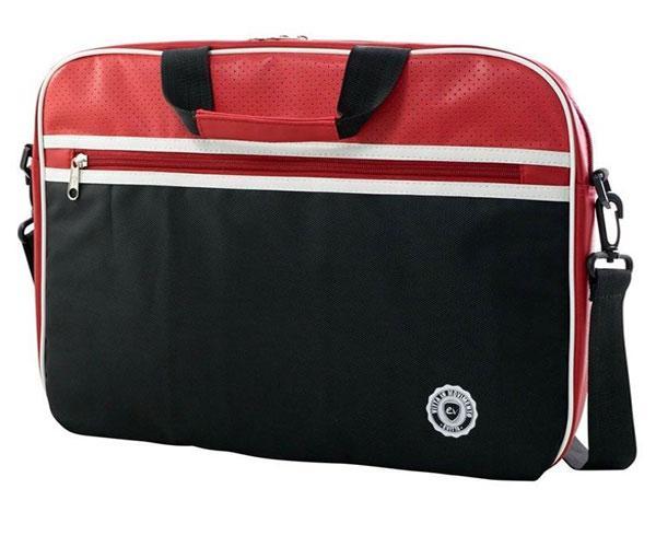 Maletin portatil Retro Bag rojo e-vitta 11 a 12.5 pulgadas