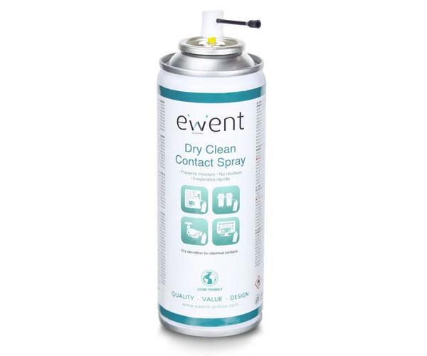 Pulverizador para limpieza en seco Ewent Ew5614 - Placas - Contactos electricos - Sin residuos - 200ml