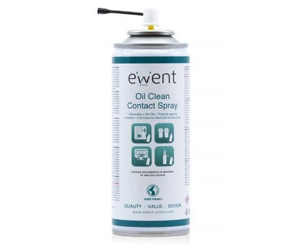 Pulverizador a base de aceite Ewent Ew5615 - Limpieza Contactos electricos - 200ml