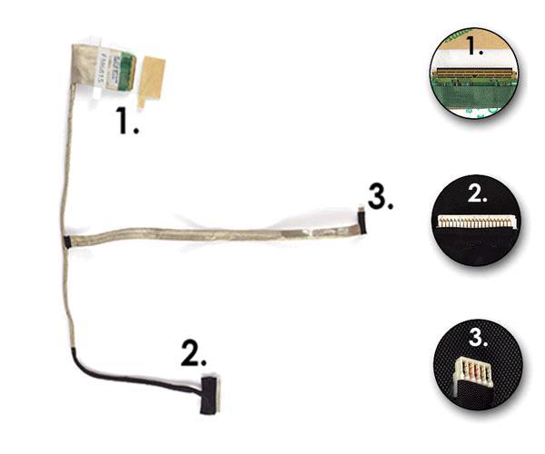 Cable flex Samsung np300e5 - np305e5 - ba39-01228b
