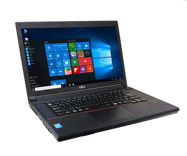 Port. Fujitsu Lifebook A573 Ocasión 15.6p - I5-3Th Gen. - 4Gb - 320Gb - DVD - Win 7 - Grado A- - Sin Wifi - Sin Webcam - regalo wifi usb