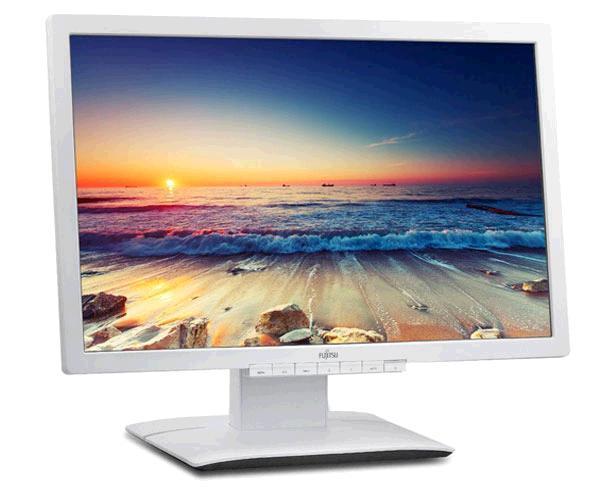 Monitor Ocasión Led 23 pulgadas  Fujitsu B23t-6 - FullHd - Vga-Dp-Dvi - Hub usb