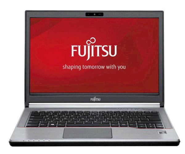 Port. Fujitsu lifebook E744 Ocasión 14p- i7-4702mq  2.20Ghz - 8Gb - 130Gb SSD - Win 7 pro - Teclado español - Grado A-