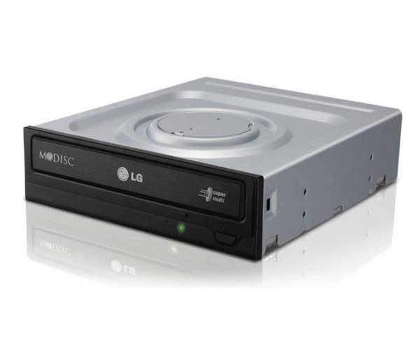 Regrabadora DVD lg sata gh24nsd5 - 24x