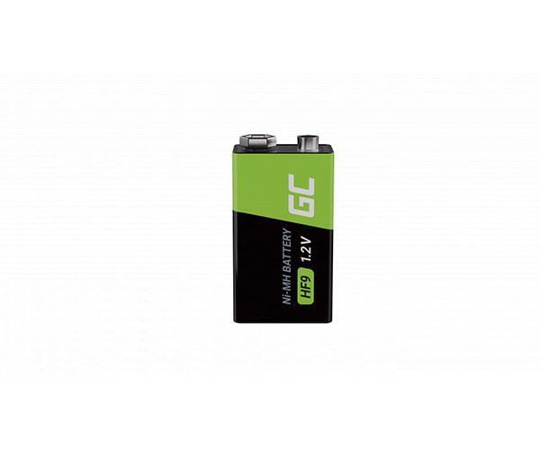 Pilas recargables Greencell HF9 250 mah (4 pcs)