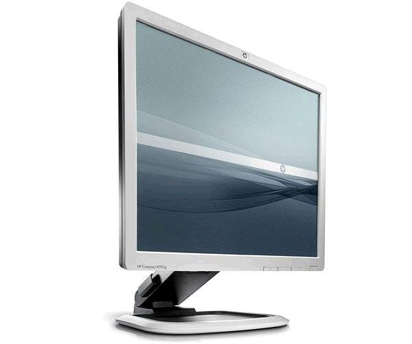 Monitor Ocasión LCD 19 pulgadas Hp L1940t - VGA - DVI