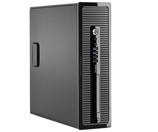 Pc sff Hp prodesk 400 g1 Ocasión - i3-4th - 8Gb  - 256Gb ssd - win 7- 8