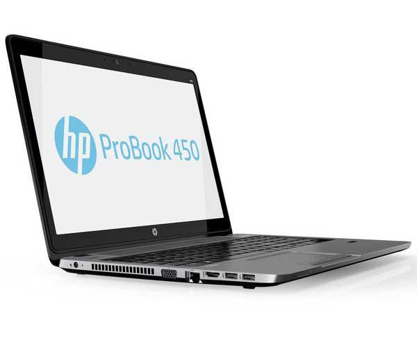 Port. Hp Probook 450 g1 Ocasión 15.6p- i5-4200m 2.5Ghz - 8Gb -240Gb SSD - win10p - teclado español