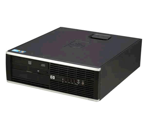 Pc sff Hp 6000 Ocasión c2d e8400 3.0Ghz - 4Gb- 250Gb- DVD- win 7 pro - Grado B