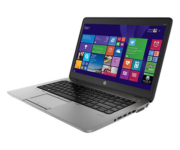 Port. Hp Elitebook 840 g1 Ocasión - 14p Full Hd - I7-4th - 8Gb - 256Gb SSD - Win 7 pro - webcam - teclado Español