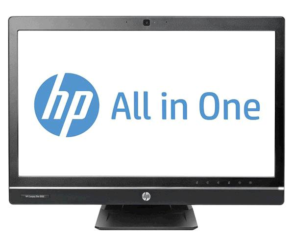 Pc aio Hp Elite 8300 Ocasión 23p.- i3 3th gen. - 8Gb - 128Gb SSD - win 7 pro - no DVD - Grado B
