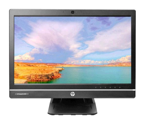 Pc Aio Hp Pro 6300 Ocasión 21.5p.- I3-3220 3.3Ghz - 4Gb - 250Gb - Webcam- Sin DVD- Win 7 pro