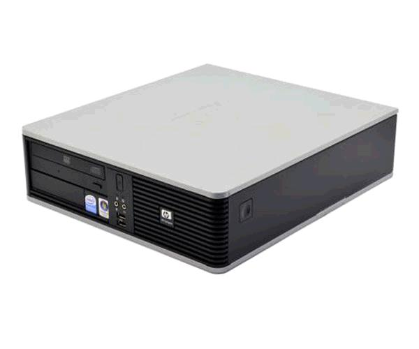 Pc sff Hp dc 7900 Ocasión - c2d e8400 3.0Ghz - 4Gb - 250Gb - DVD- Win 7 pro