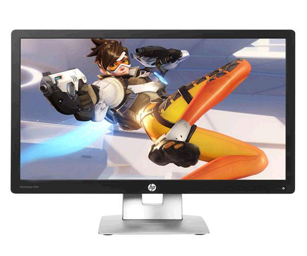 Monitor Ocasión LED fhd 23 pulgadas Hp e232 - HDMI-DP-VGA