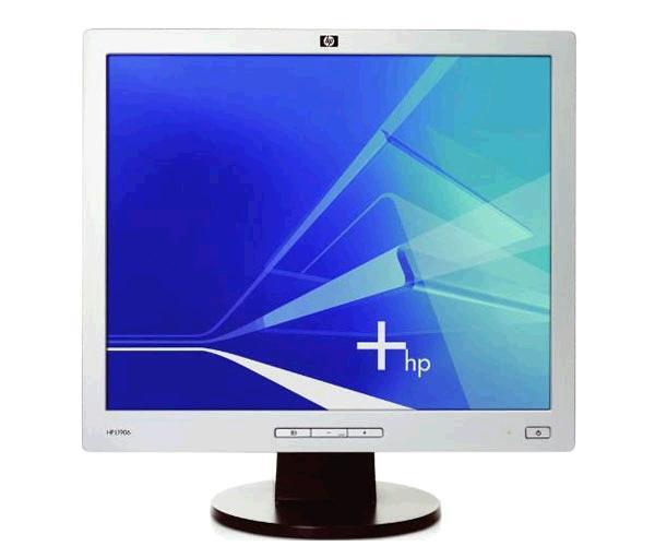 Monitor Ocasión LCD 19 pulgadas Hp L1906 - VGA