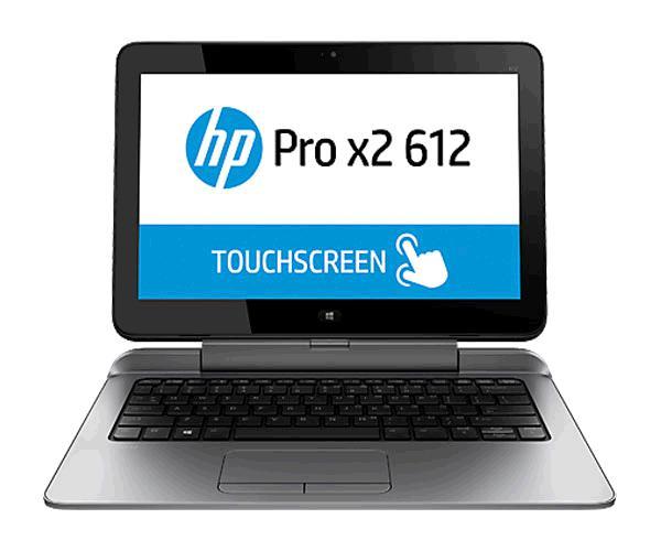 """Tablet-pc Hp pro x2 612 g1 Ocasión  12.5"""" - i3-4012y 1.5Ghz - 4Gb - 128Gb SSD- bt - win 10 pro - Sin teclado - sin webcam"""