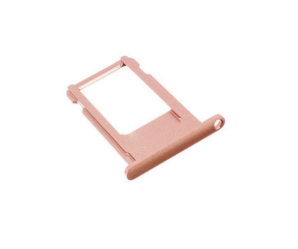 Bandeja sim iPhone 6 oro rosa