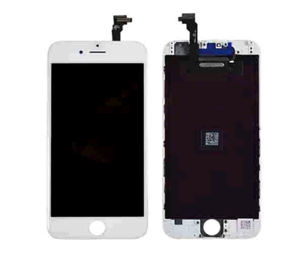PANTALLA MOVIL TACTIL + LCD BLANCA IPHONE 6 PLUS A.CALIDAD