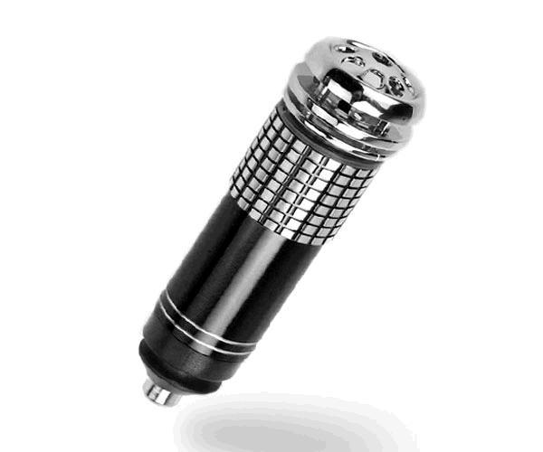 Purificador ionizador air coche negro (outlet)