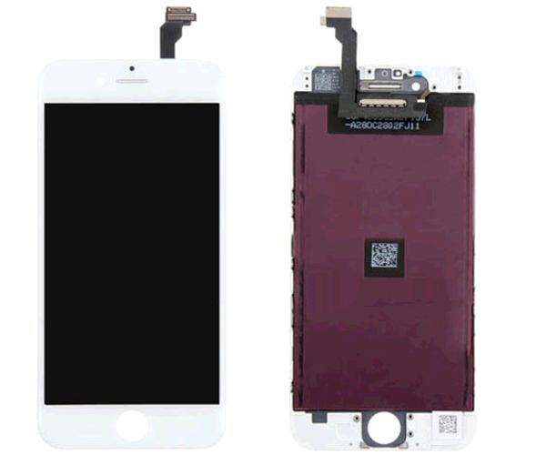 Pantalla movil táctil + LCD blanca iPhone 6 a.calidad
