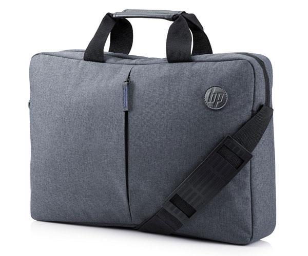 Maletin portatil Hp essential top load gris - hasta 15.6 pulg.- k0b38aa
