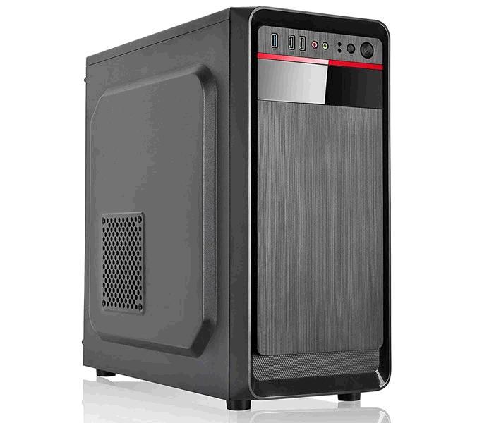 Caja L-Link Kluster - Fuente 500w - USB 3.0 - M-atx - Negra