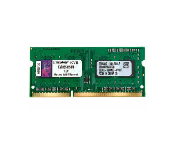 Memoria ram Kingston SO-DIMM 4Gb DDR3 1600 mhz - cl11