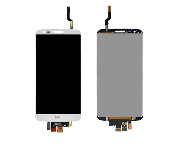 PANTALLA LG G2 LCD + DIGITALIZADOR BLANCA