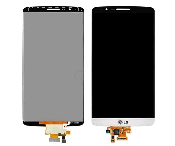 PANTALLA LG G3 LCD + DIGITALIZADOR BLANCA
