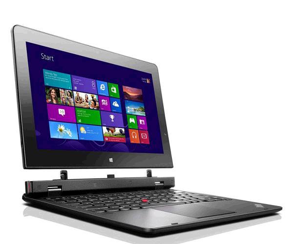 Port-tablet Lenovo thinkpad helix Ocasión 11.6p - i5-3337u 1.80Ghz -4Gb -128Gb SSD - win 8 - grado a- - Sin teclado solo tablet