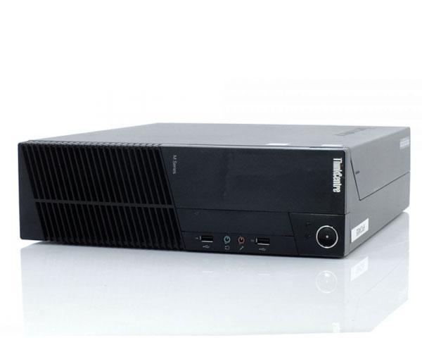 Pc sff Lenovo m82 Ocasión i3-2120 3.4Ghz - 4Gb- 250Gb - win 7 pro