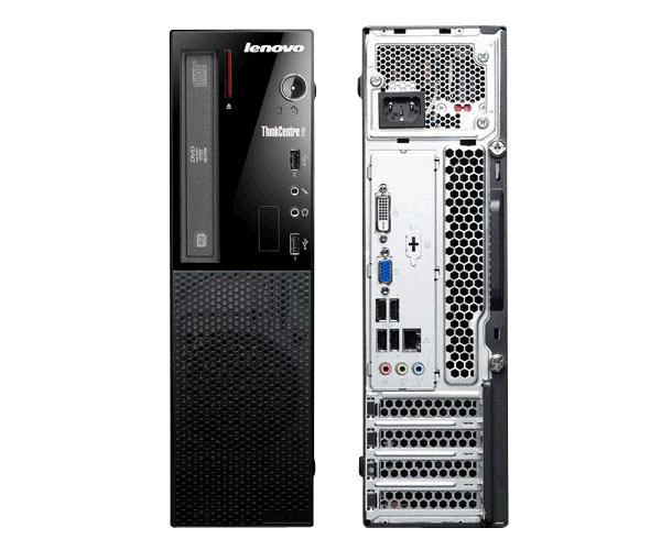 PC SFF LENOVO EDGE E72 OCASION - I3-3220 3.3GHZ- 4GB- 500GB- DVDRW- WIN 7 - WIN 8 PRO