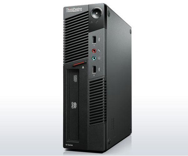 Pc sff Lenovo m91p Ocasión - i3-2100 - 4Gb - 250Gb - dvd - win 7 pro