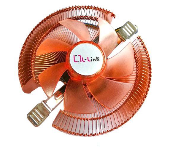 Ventilador Cpu L-Link Ll-8879 - Intel 775-1150-1151-2011 - Amd Fm1-Fm2