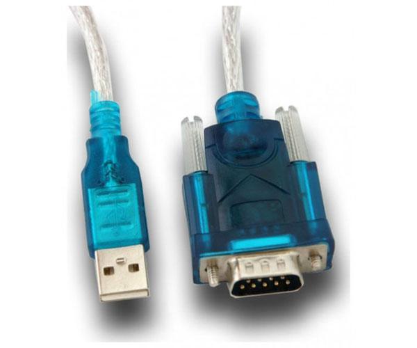 Cable adaptador Usb a serie Db9 macho L-Link - Ll-ad-uss-111